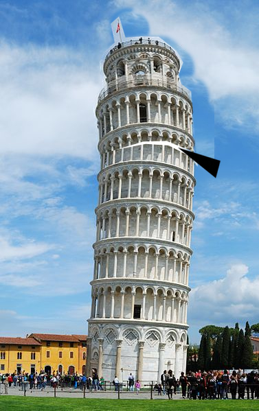 Leaning Tower Of Pisa, Repaired